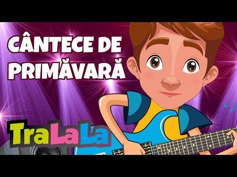 Colecție cu cântece pentru copii