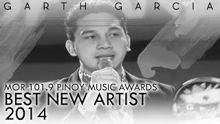MOR 101.9 Pinoy Music Awards Best New Artist 2014