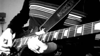 Muse - Hysteria - Guitar Cover