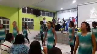 Ministério de Dança Clamor Em Movimento-  Lindo és -tempo de semear