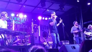 Brett Young - Sleep Without You (Live at WJ 6/7/16)