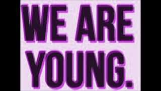 FL Studio- We Are Young:Fun. Remix