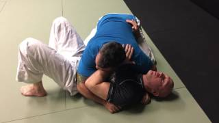 Sound Mount Escape At Myrtle Beach BJJ & Judo