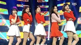 레드벨벳 (Red Velvet) - Rookie 교차편집 [Live Compilation/Stage Mix]