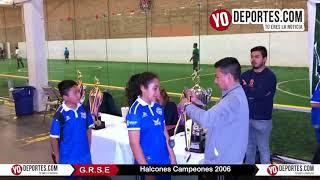 Halcones Campeones 2006 de Guerrerense Soccer League