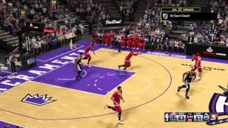 NBA 2K16 Posterized My Former Teammate