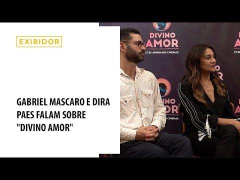 Gabriel Mascaro e Dira Paes falam sobre