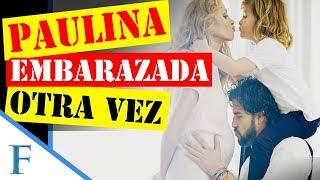 Paulina Rubio esta embarazada por tercera vez