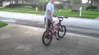 Make a bike sound like a dirtbike/motorcycle