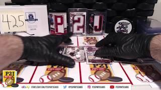 eBay LIVE Breaks - 2018/19 Hit Parade Hockey Rookie Edition (20 Rookies) Break #425 #nhl