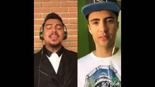 1 METRO E 65 - DUETO SORRISO MAROTO E SYNC_WESLLEY (Smule no Globo de Ouro Samba)
