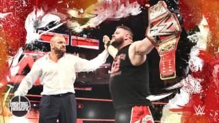 """2016: Kevin Owens 1st WWE Theme Song - """"Fight"""" + Download Link ᴴᴰ"""