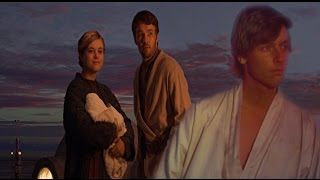 Star Wars: Binary Sunsets - Revenge Of The Sith & A New Hope.