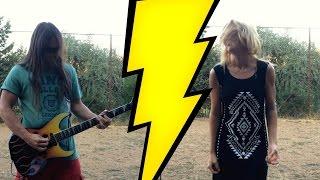 David Guetta - Hey Mama ft. Nicki Minaj, Afrojack (Heavy Metal Cover) Pop Music Metalized #14