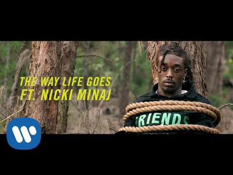 Lil Uzi Vert - The Way Life Goes Remix (Feat. Nicki Minaj)