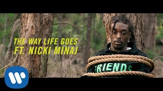 "Lil Uzi Vert - €"" The Way Life Goes (Remix) (feat. Nicki Minaj)"