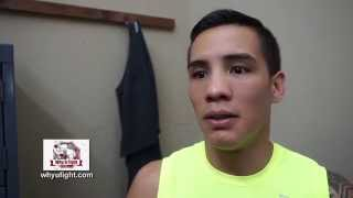 Mexican Olympian Oscar Valdez Talks Ruben Tamayo Battle And More