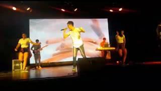 Facu Cicciu - Wake Me Up (En vivo) Cultura Pop Teen