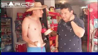 Nacos Sin Camisa y más.  Sarco Entertainment