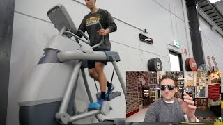 Working Out to Casey Neistat's Vlogs (Closing the Loop)