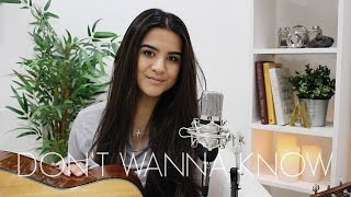 Don't Wanna Know - Maroon 5 (feat. Kendrick Lamar) Cover