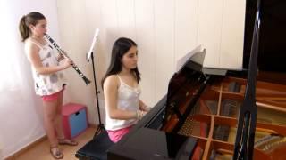 La Vida Es Bella - Piano y Clarinete - La Bohème