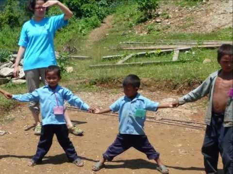 2011年 伊甸國際志工 234T 尼泊爾 Nepal Raksirang
