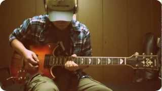 Hideaway / John Mayall Bluesbreakers with Eric Clapton / cover by ぢょにゐ