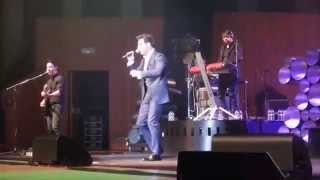 10.01.2015 Valencia - David Bustamante, Cobarde (HD)