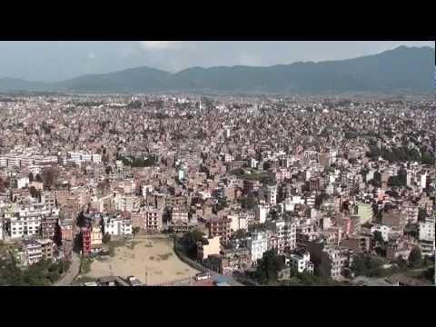 2011 May 22 – Panoramic Views from Swayambhunath Stupa, Kathmandu, Nepal – 1