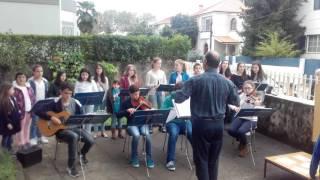 Apresentação do Coro da Catequese Santo António das Antas 2016 (5) Duc in altum