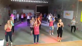 La cola - Cumbia - Zumba fitness