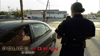 He's a Nice Dude but He's Still Going to Jail | Police Women of Dallas | Oprah Winfrey Network