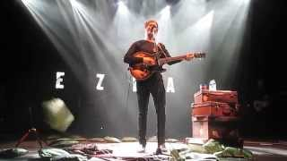George Ezra - Did You Hear the Rain? (Intro Live)
