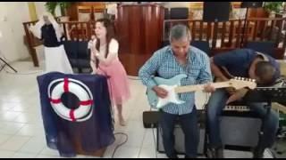 """Agrupación Jeriel- Mary Ann Oriol Cantando el Coro """"En El Salmo 22"""""""