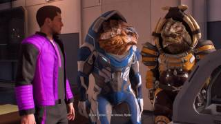 Mass Effect: Andromeda - Ryder Becomes a Godfather