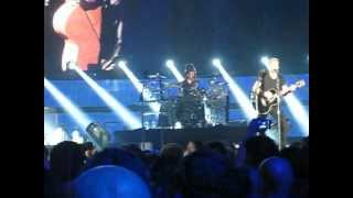 "Nickelback ""When We Stand Together"" Live Denver 2012 @ The Pepsi Center"