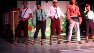 """Nana Beach '07 """"Es war einmal"""" Sieben Zwerge! Part 2"""