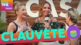Ivete Sangalo e Claudia Leitte | Teste da Telepatia | Casa TVZ Verão