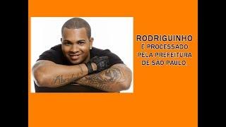 Cantor Rodriguinho acumula quase R$2 milhões em dívidas.