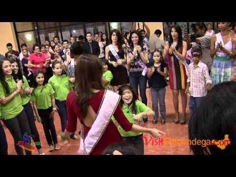 Miss Nicaragua 2012 en Chinandega.m2t