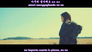 MJ (Sunny Side) – No Way (같은이별 다른온도) (feat. Who RU)  MV [Sub Español + Hangul + Rom] HD