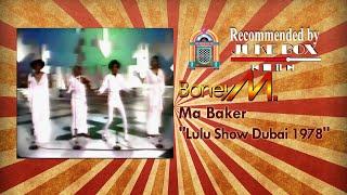 Boney M. Ma Baker (Rare Performance in Dubai 1978)