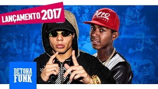 MC Lan e MC Pesadelo - Primeira Foda - Estoura Cabacinho (DJ Wallace NK) Lançamento 2017