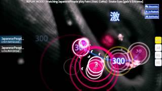 [osu!] Feint (feat. CoMa) - Snake Eyes [galv's extreme]