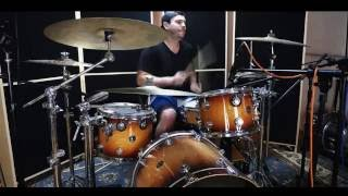 Brandon Davis Drum Cover Remix / Missy Elliot  - Get Your Freak On (Teaser)