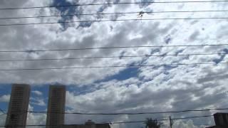 Sons estranhos no céu - São Paulo | Strange sound in the sky - São Paulo