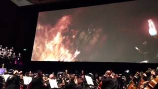 Lotr Two Towers live