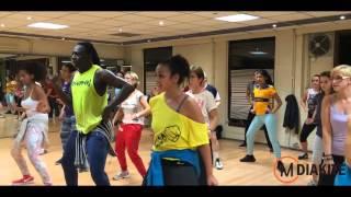 MO DIAKITE: Fuse ODG- Million Pound Girl (Zumba® fitness choreography)