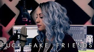 "Bebe Rexha, Ft. G-Eazy  ""F.F.F."" (Cover by The Animal In Me)"